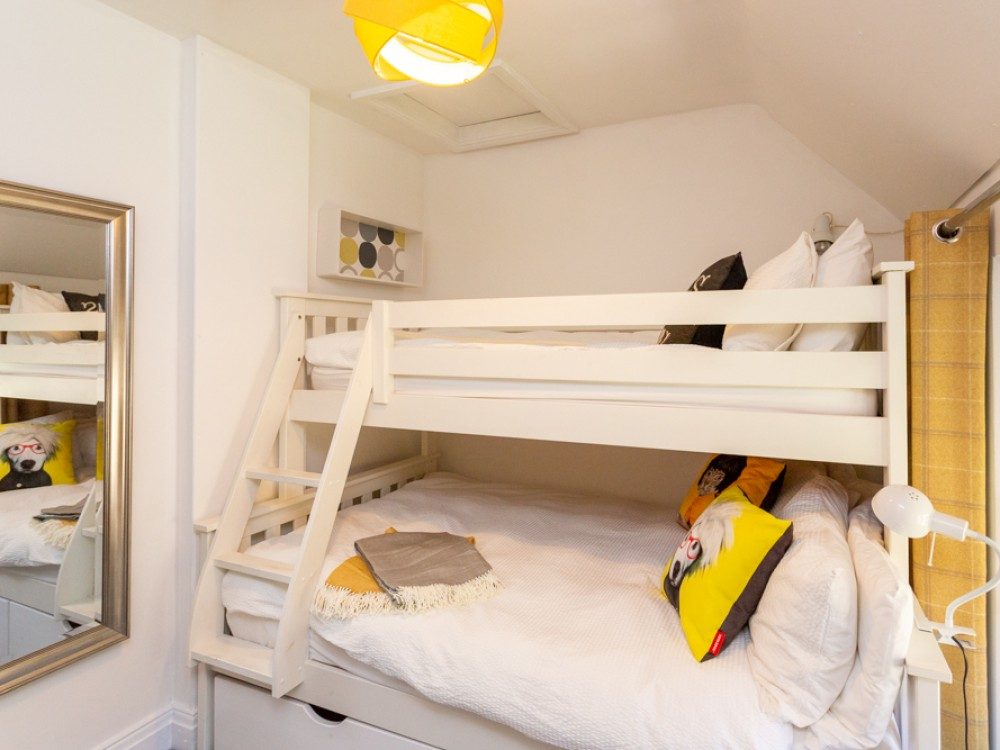 Quito Bunkbed Room