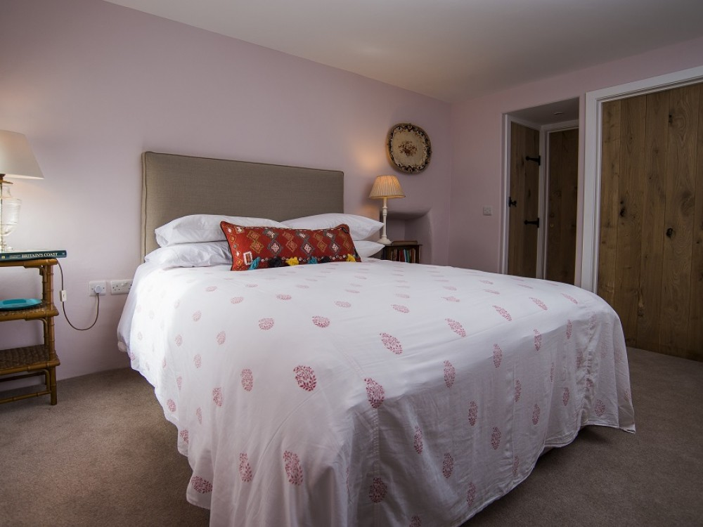 Y Boncyn Bed1