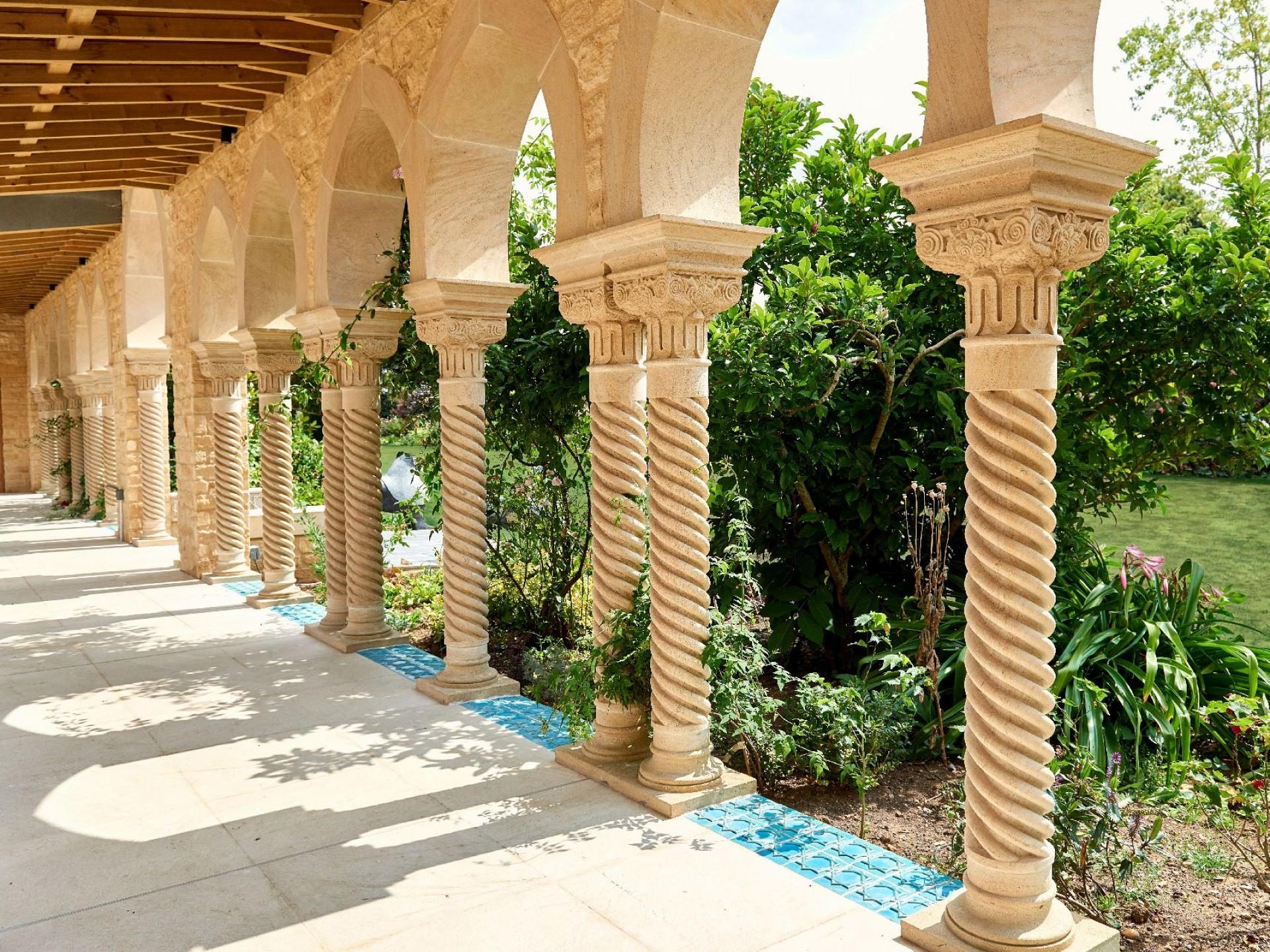 The Pavilion Colonnade