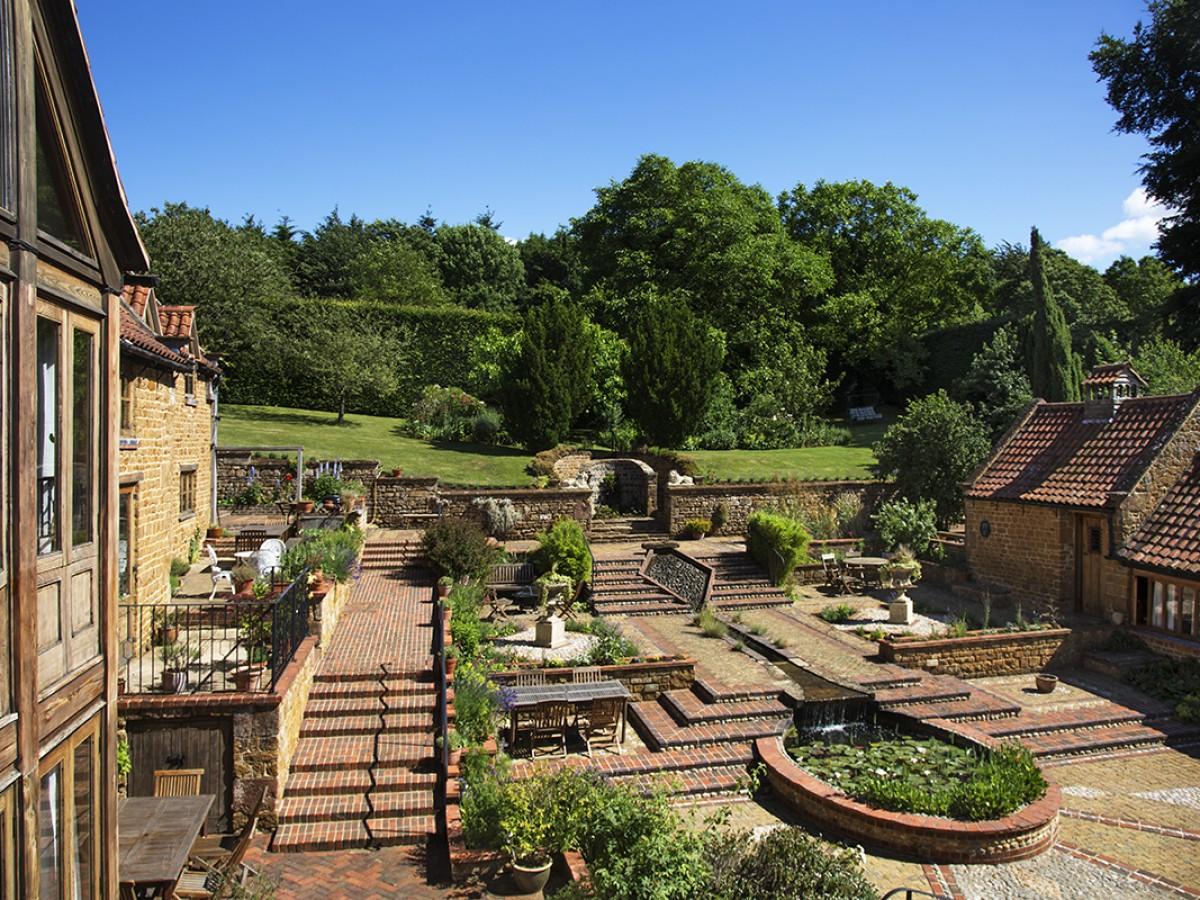 The Courtyard at Heath Farm