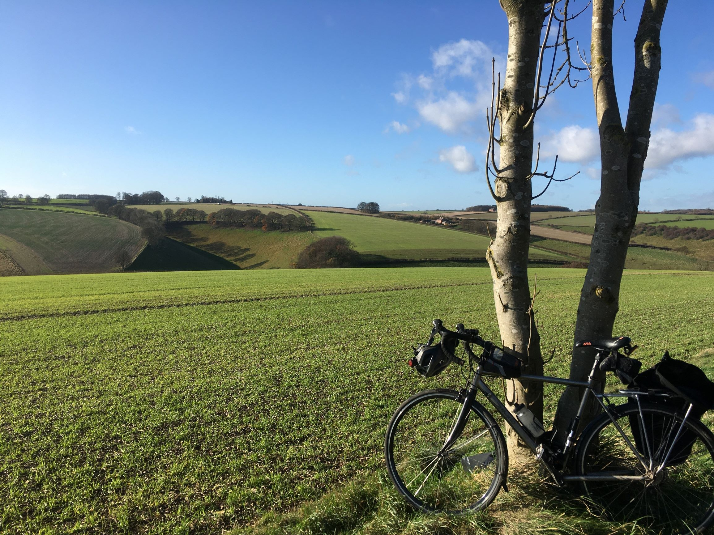 Explore the Yorkshire Wolds