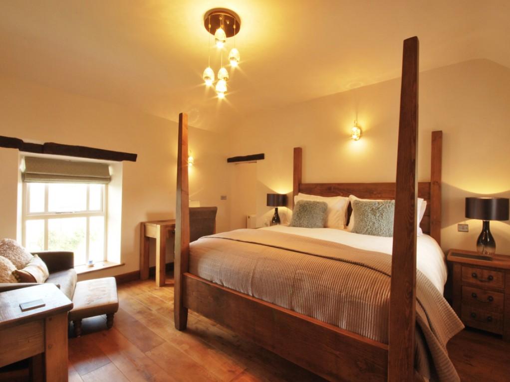 Beautiful Bedroom Peak District
