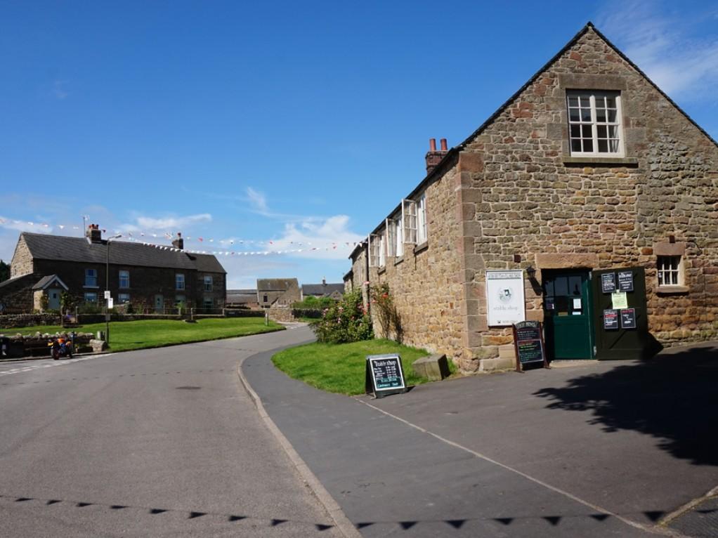Quaint village shop & holiday cottages