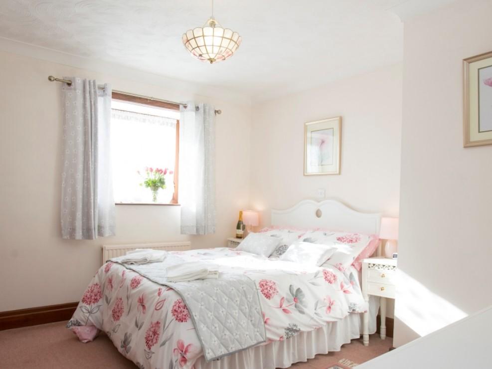 Mill Cottage Master bedroom