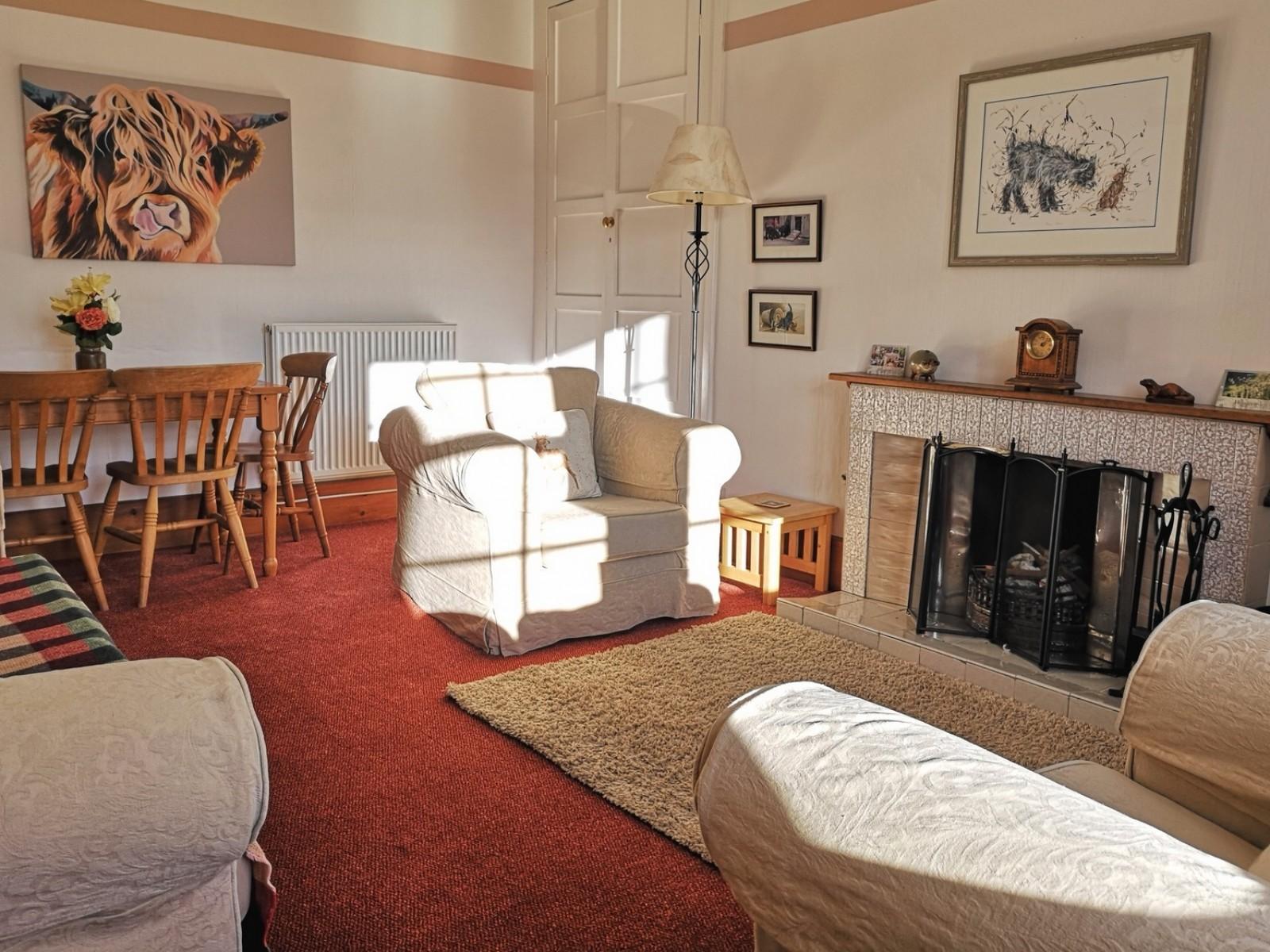 West Cottage at Hendersyde