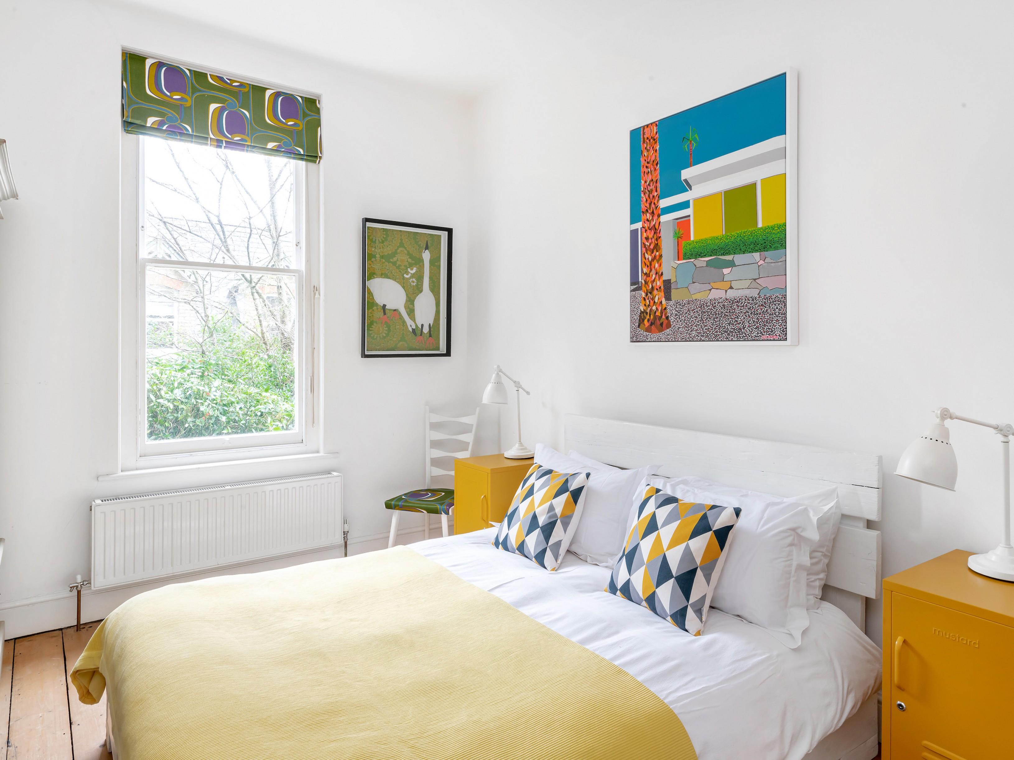 Bedroom 4, KS bed