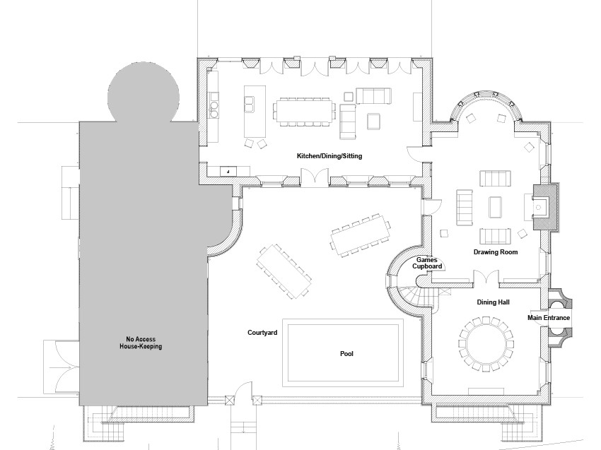 Ground Floor Accommodation