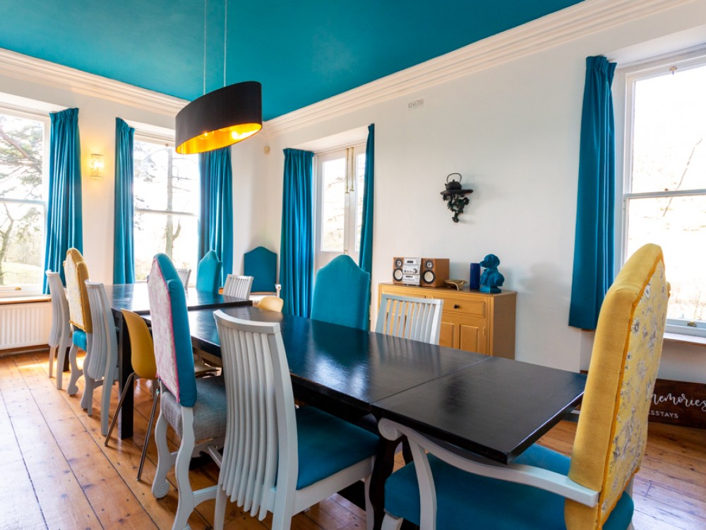 St Marks Stays Dining Room