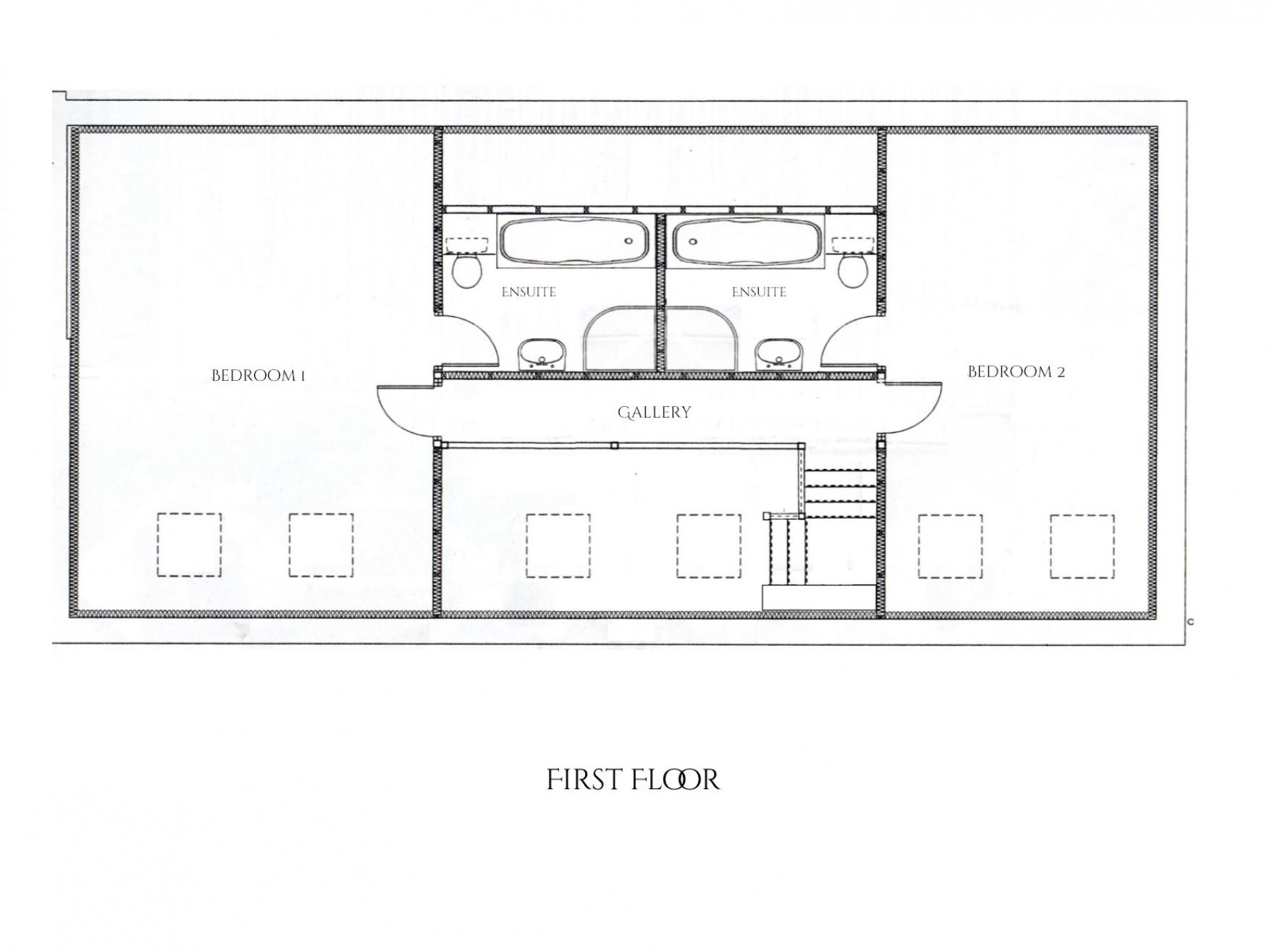 Pentney First Floor