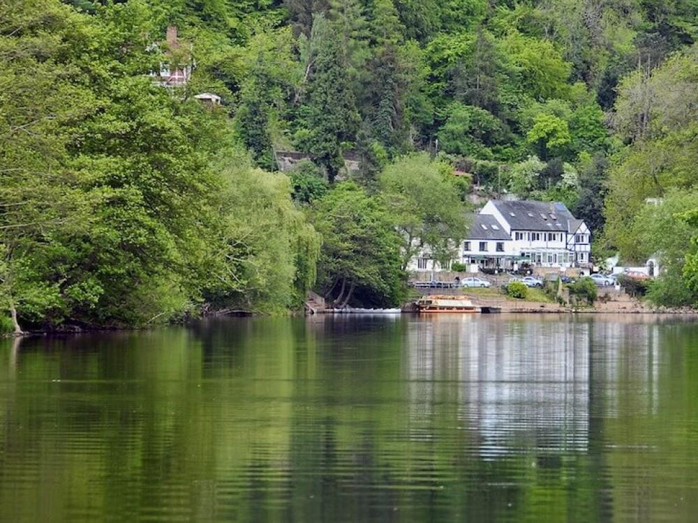 River Wye, Herefordshire