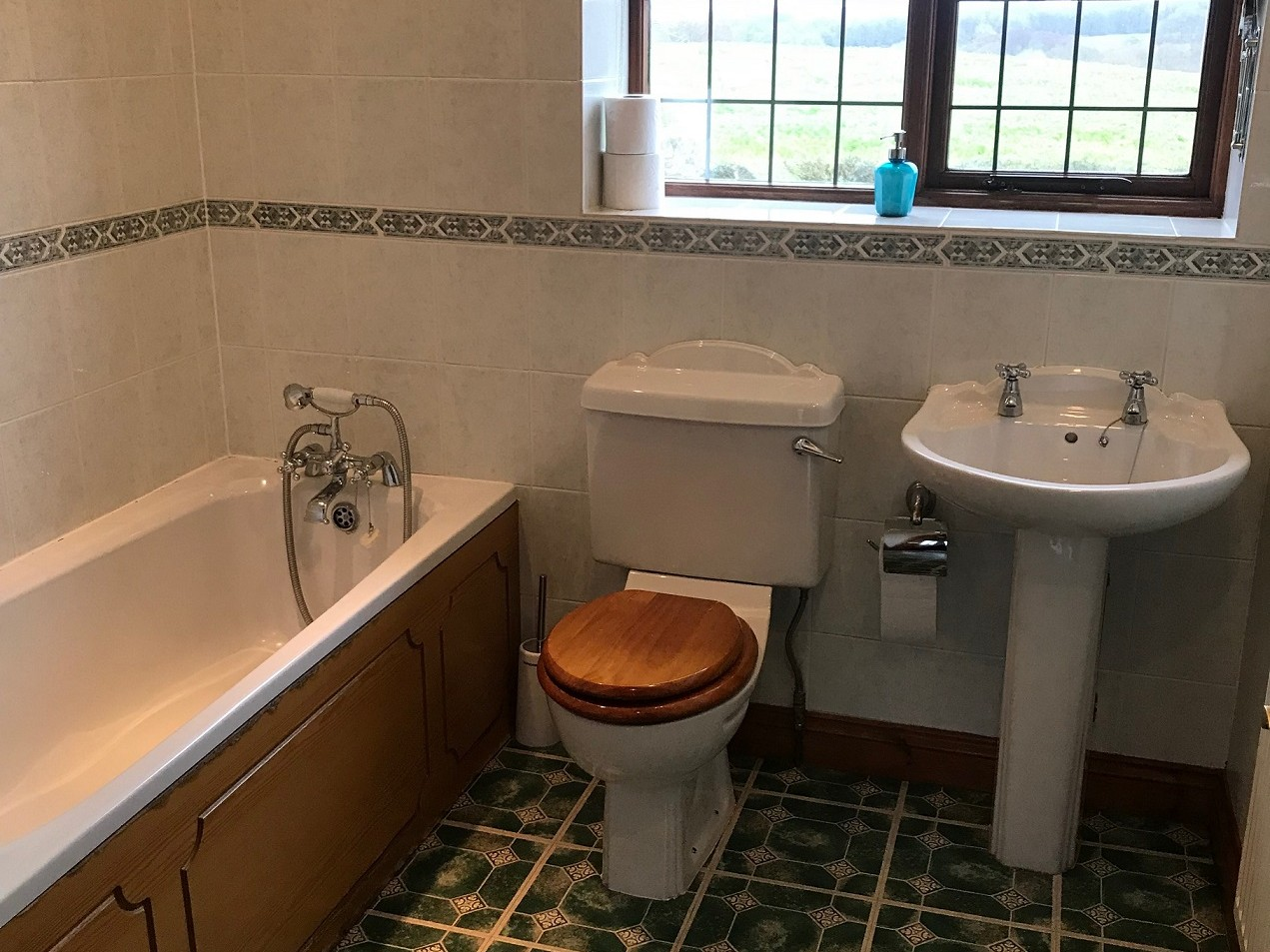 Mounts View bathroom