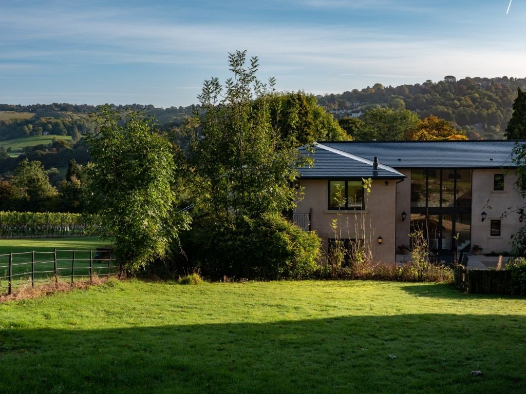 Woodchester Valley House