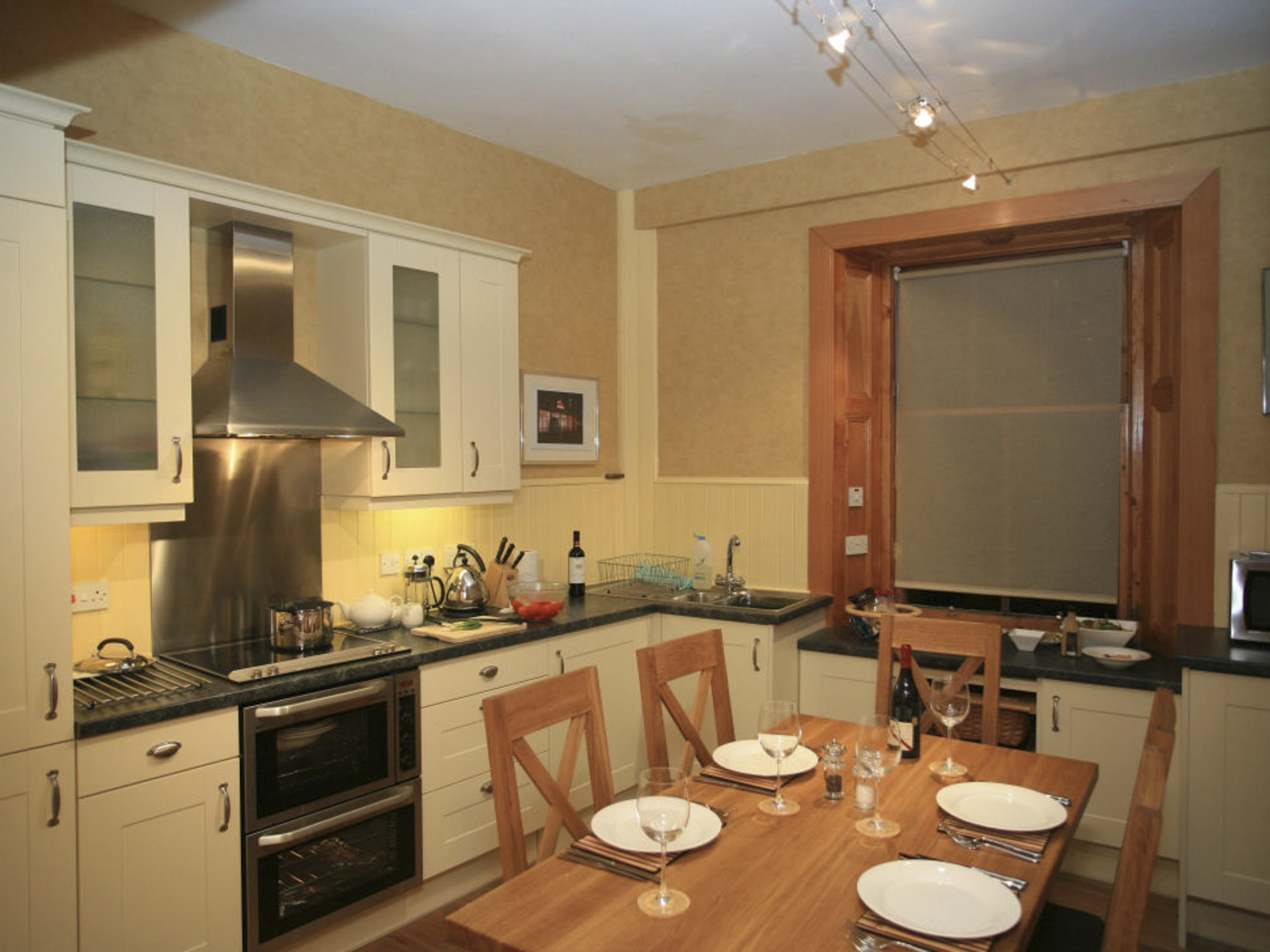 Crail Posthouse kitchen/diner