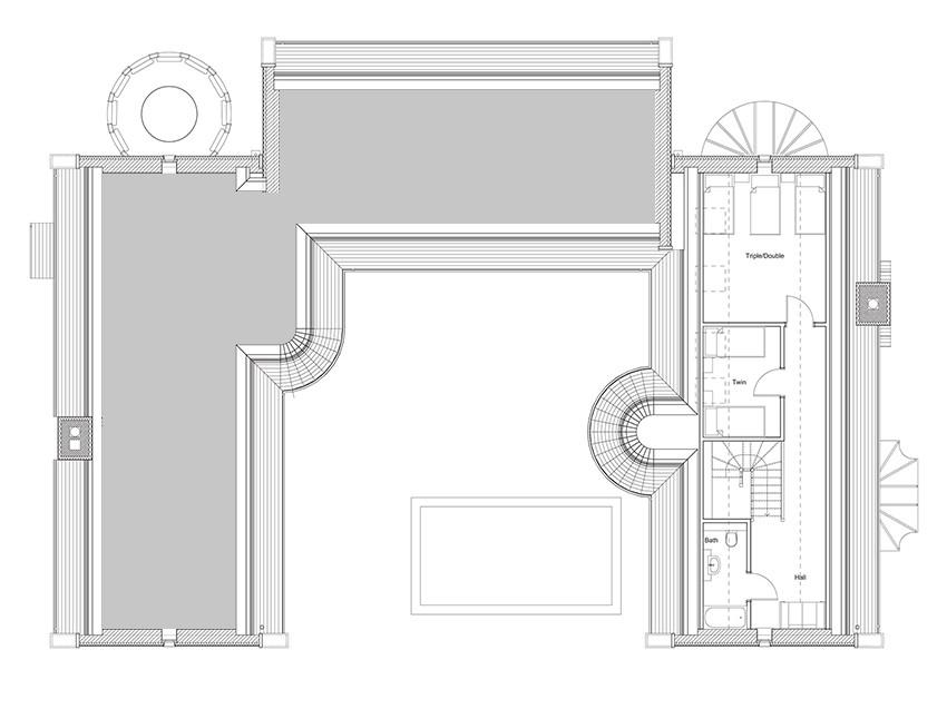 2nd Floor Accommodation