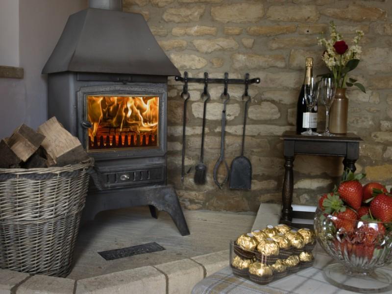 Cosy warmth in Swingletree