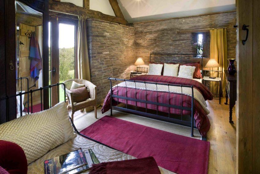 Holt Barn - Luxury holiday barn to rent near Hay-on-Wye ...