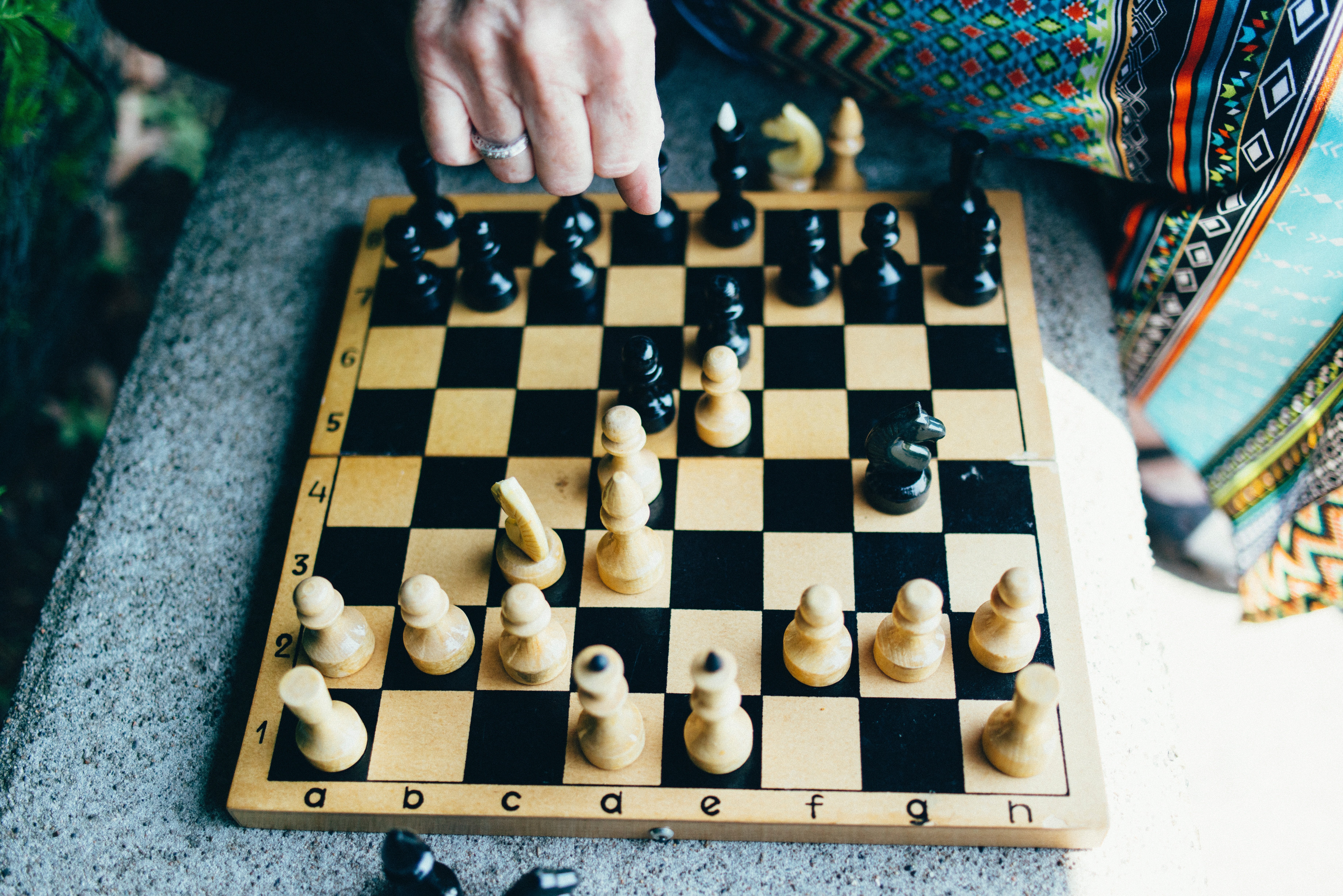play chess in your luxury cottage, complete with fully equipped games room!