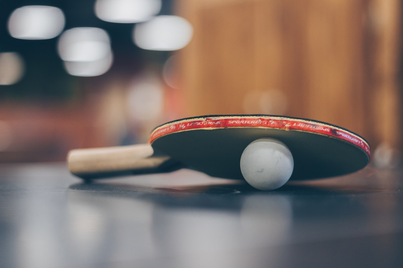 Games rooms include table tennis tables