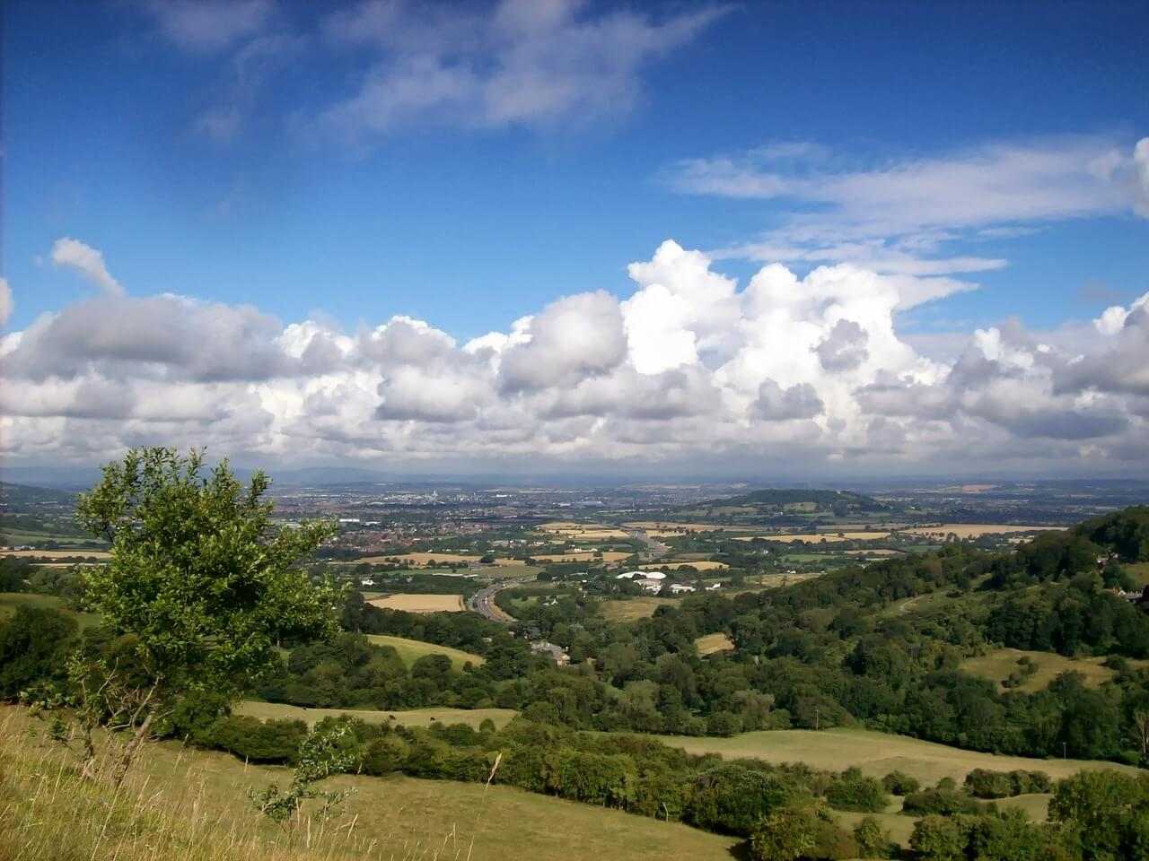 Family self catering holiday in Gloucestershire