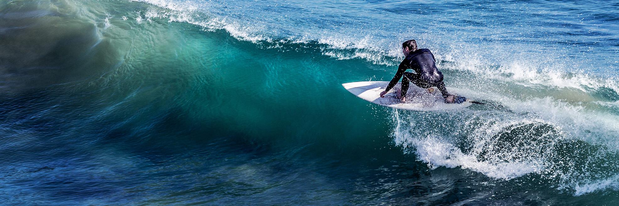 Surfing Holidays in North Devon | Handpicked