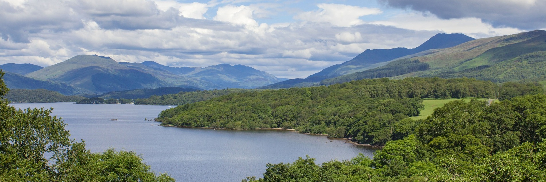 Luxury Cottages in Loch Lomond and The Trossachs