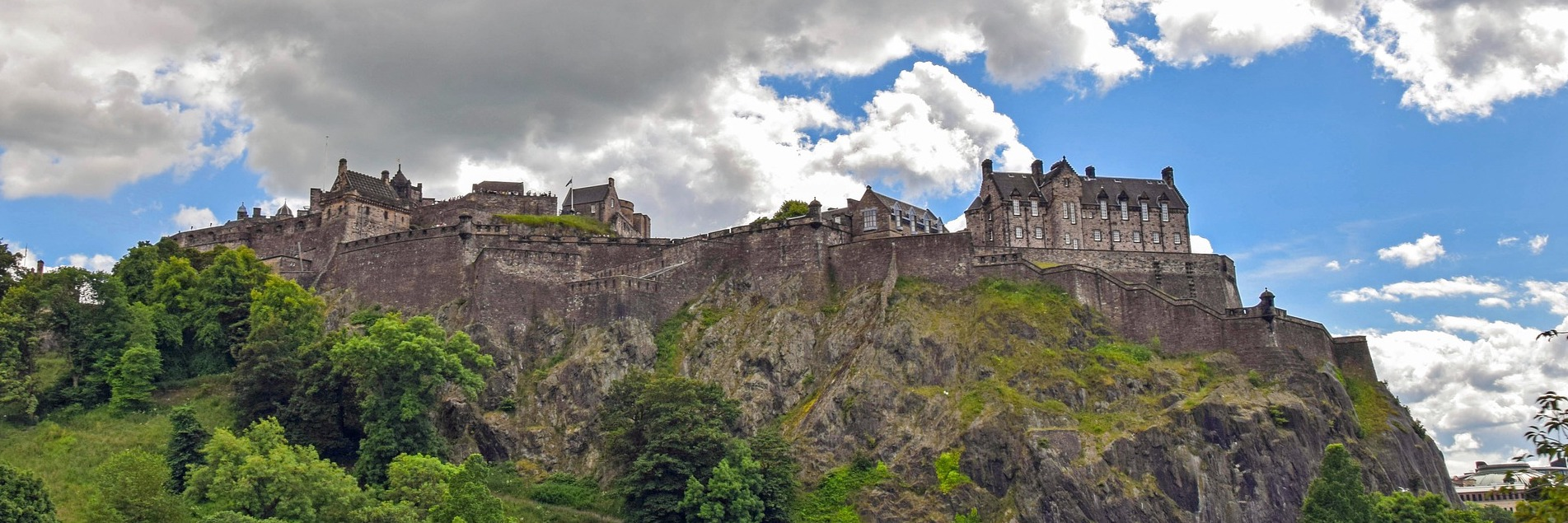 Self catering city break in Edinburgh Scotland