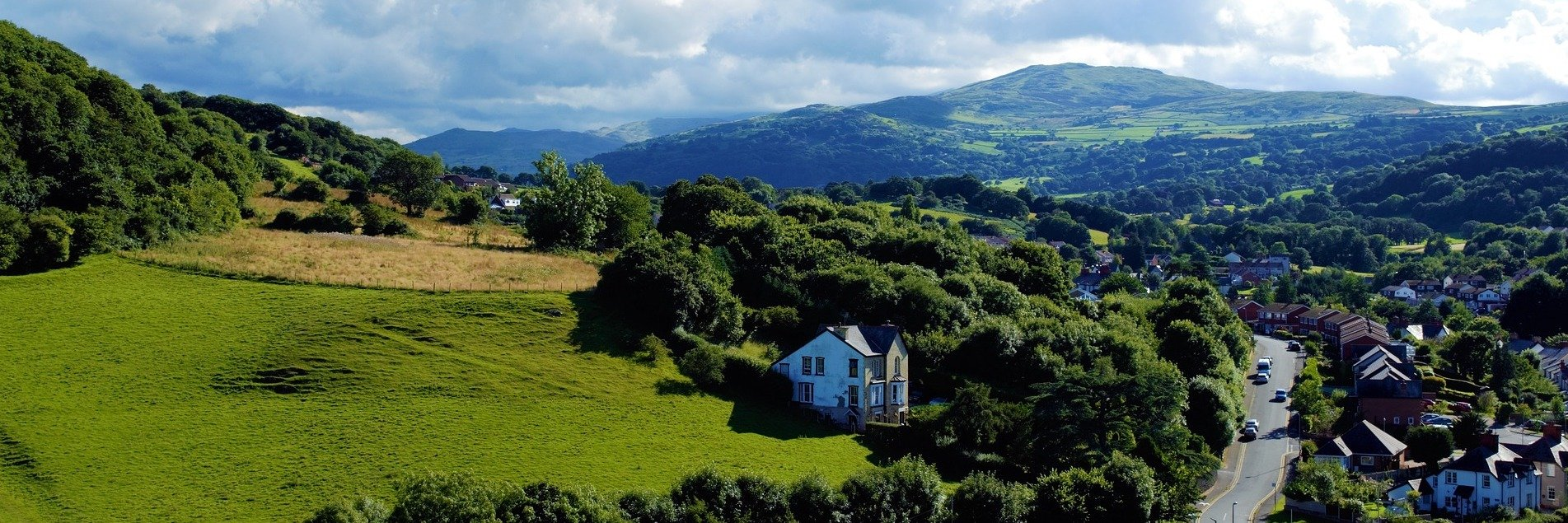 Luxury Cottages in Mid Wales