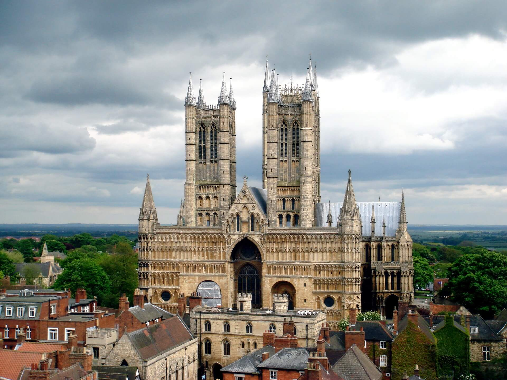 Lincolnshire Luxury Cottages - Lincoln Cathedral