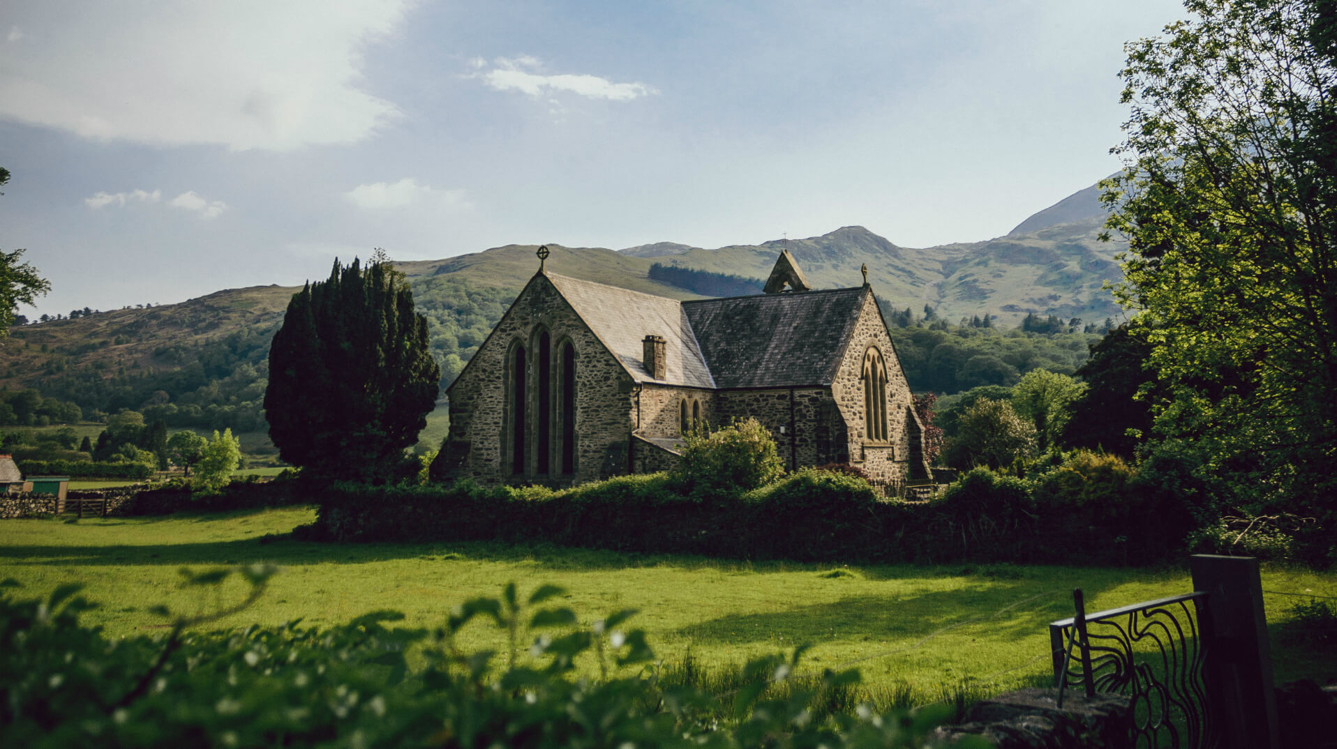 Wales Luxury Cottages in the countryside