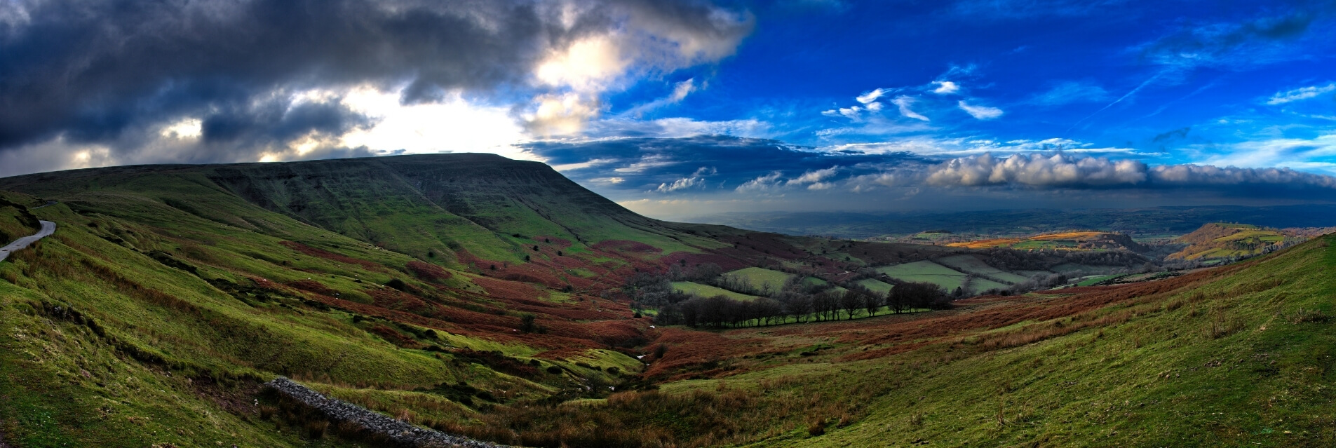 Luxury Cottages in the Brecon Beacons