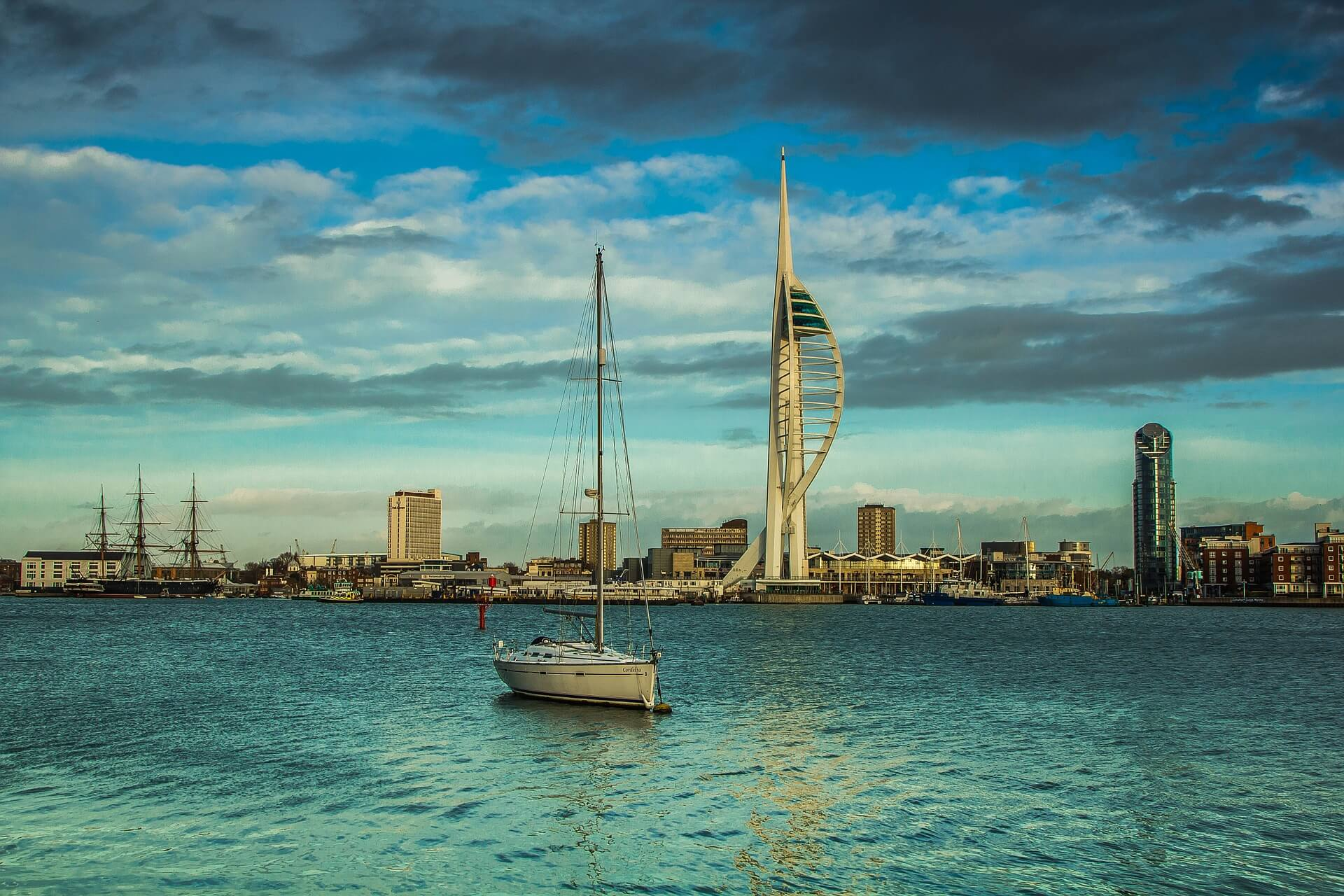 Spinnaker Tower Portsmouth