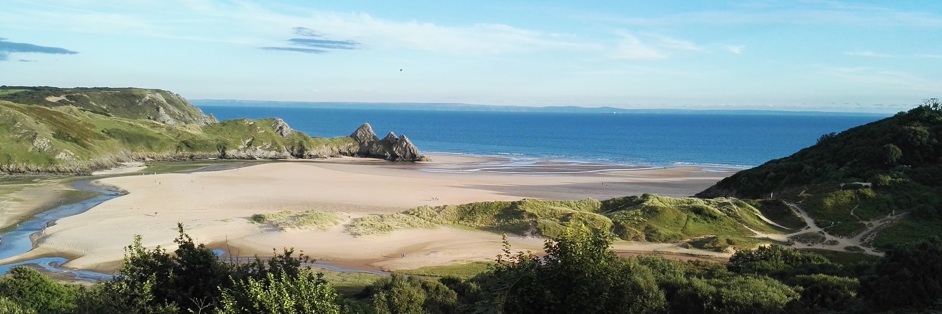 Luxury Cottages in South Wales