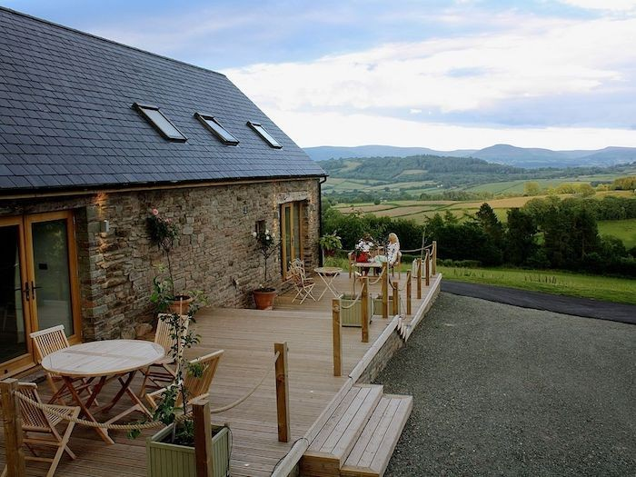 Honeymoon Cottages in Wales