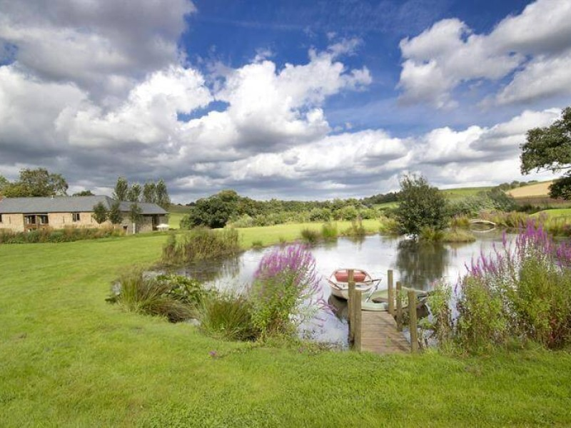 Luxury cottages in Herefordshire