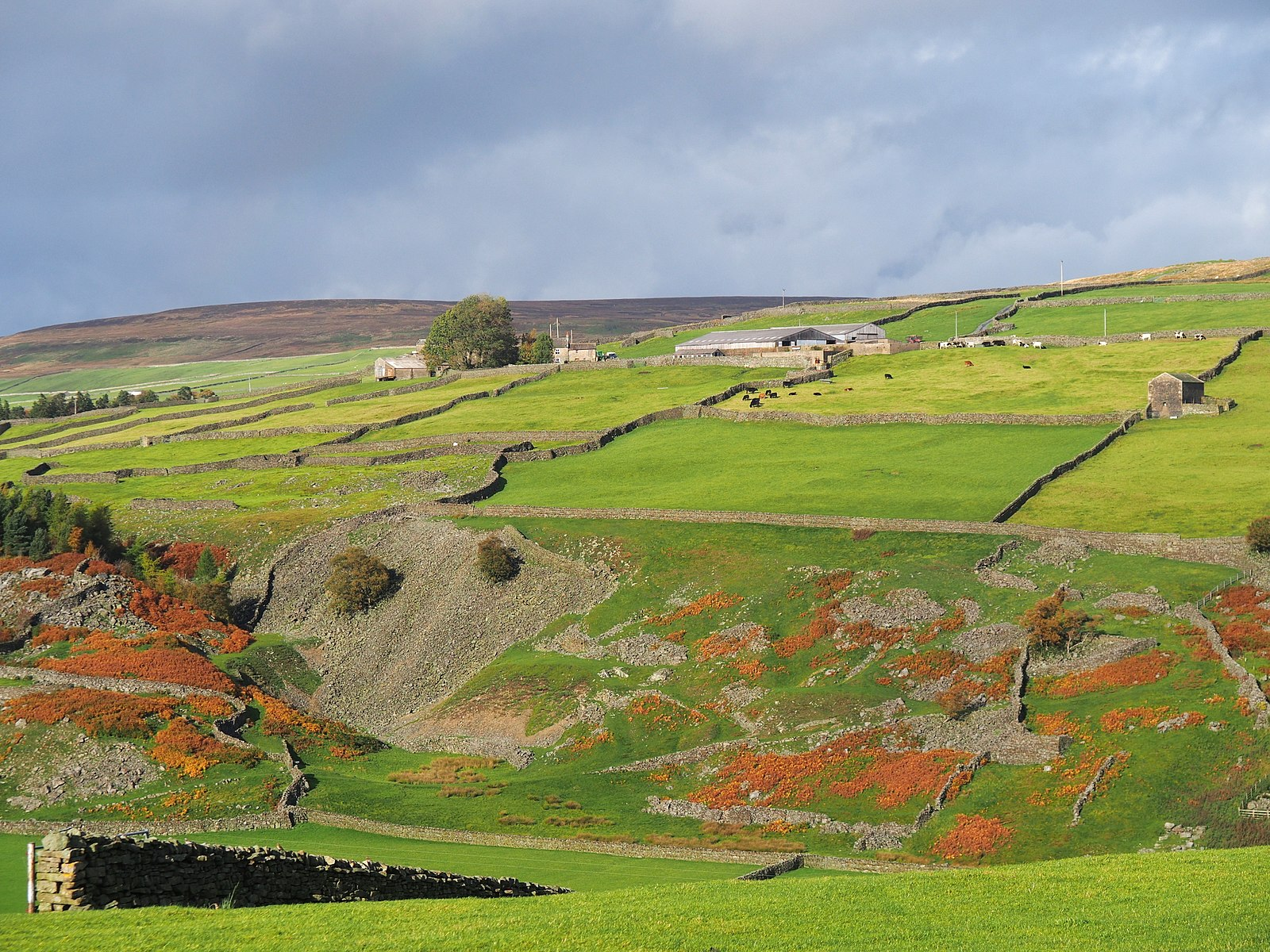 Luxury Cottages in the Yorkshire Dales