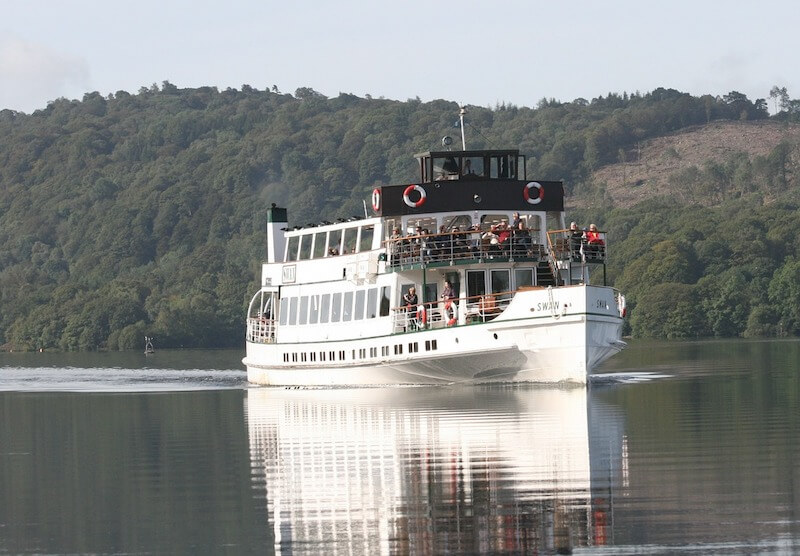 Lake District Boat Trips
